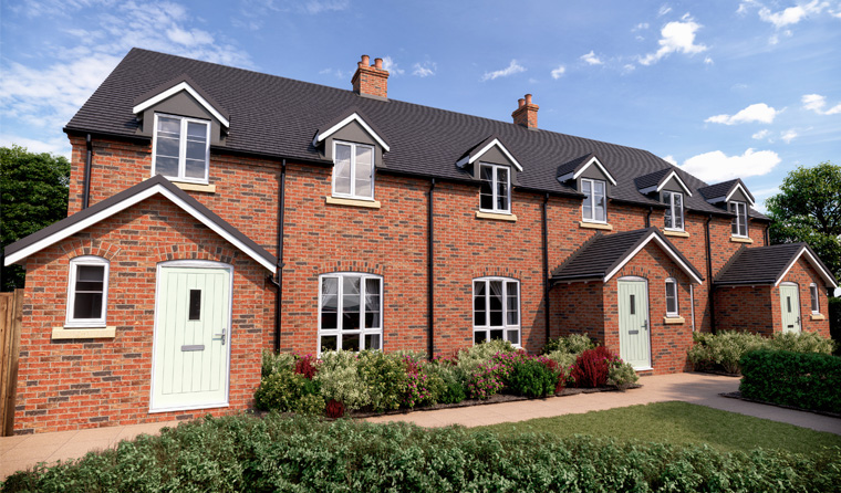 New Homes In Shropshire | Days New Homes