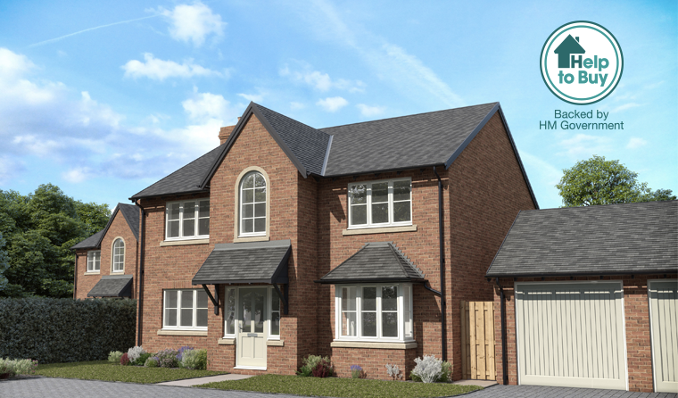 New Homes In Tibberton | Days New Homes